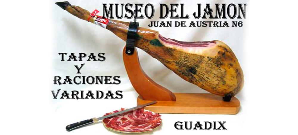 Logotipo del Bar El Museo del Jamón