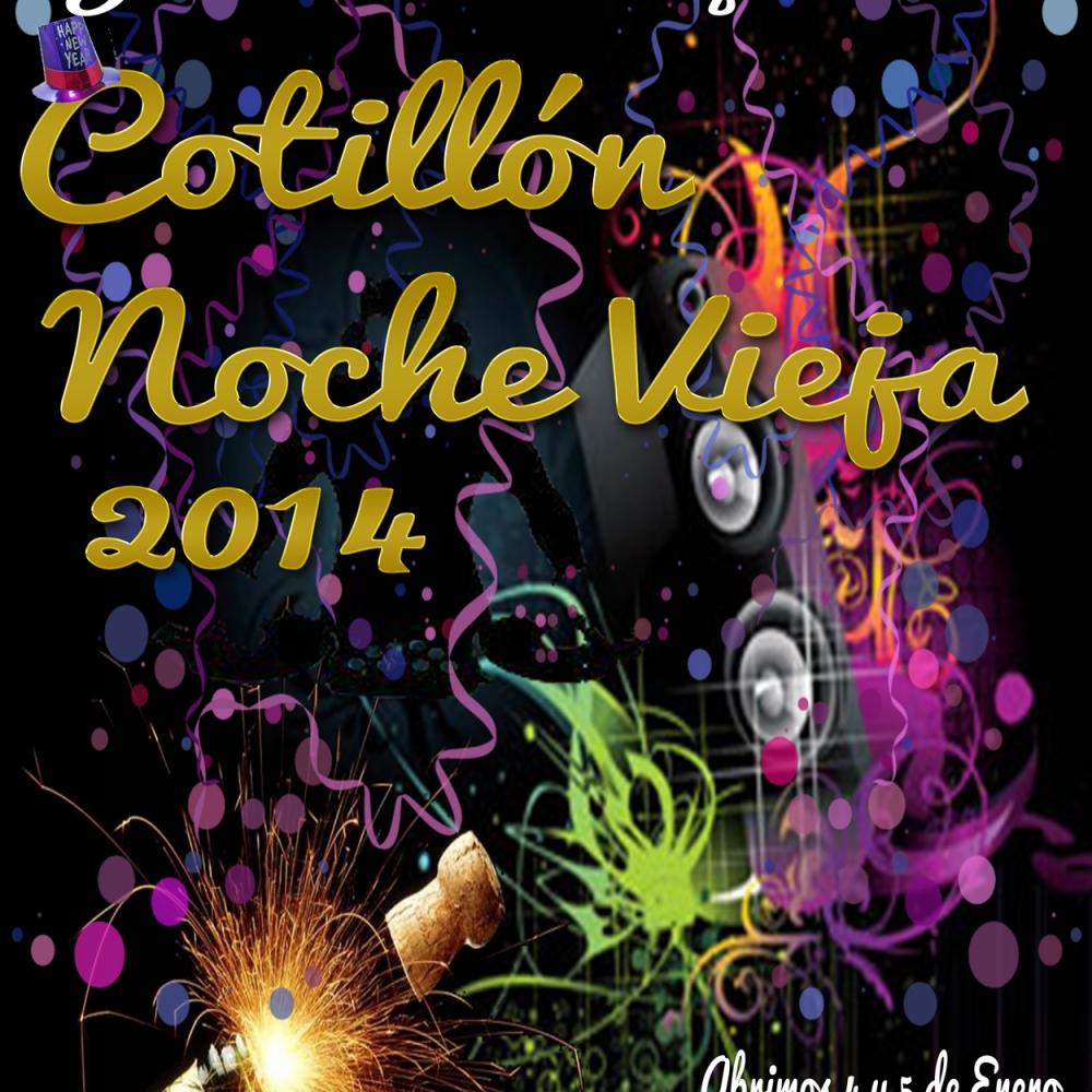 Cotillón Noche Vieja 2014