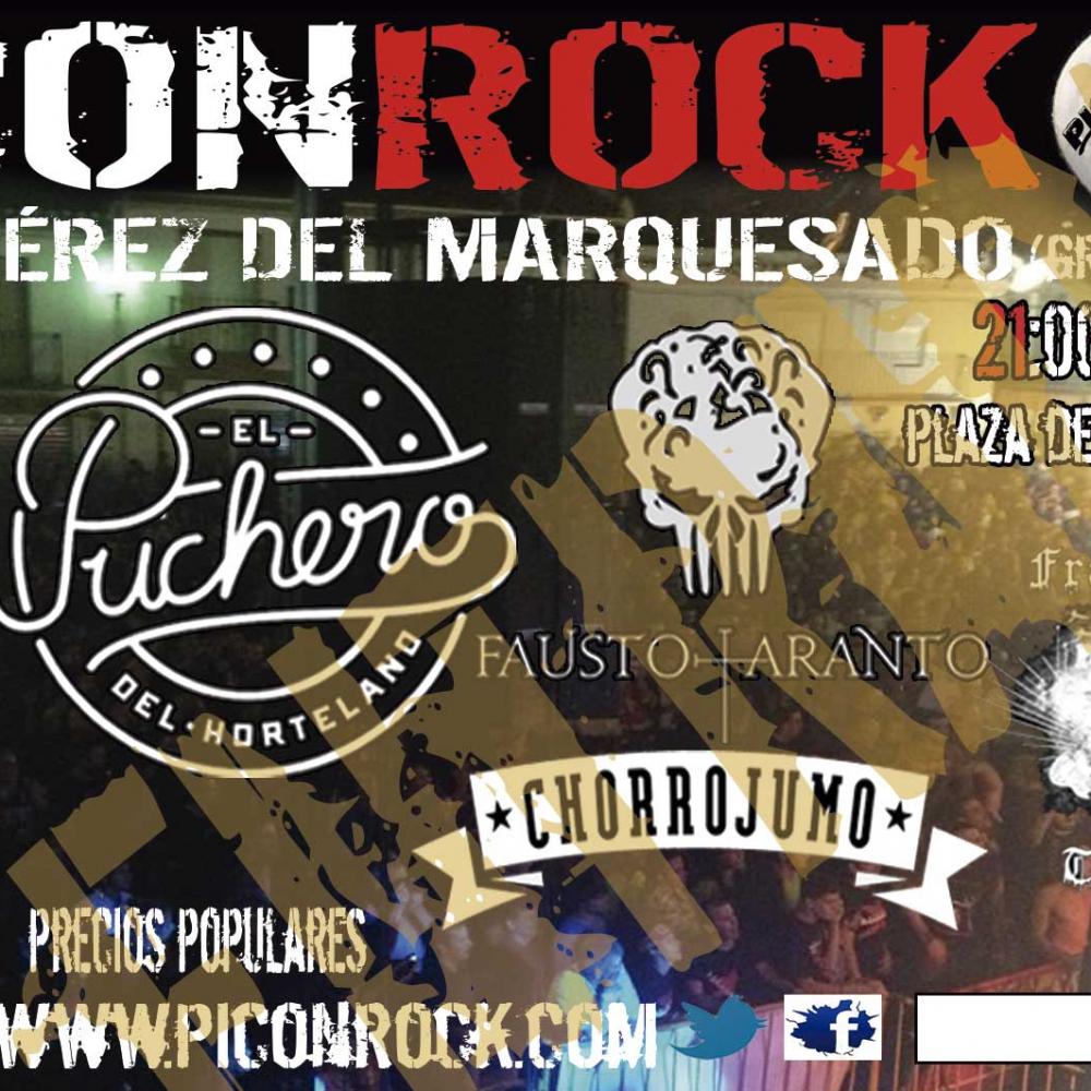 Entrada Piconrock 2014