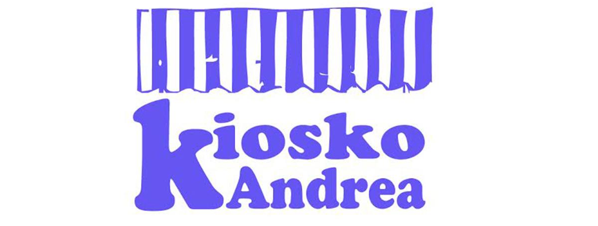 Logotipo kiosko Andrea
