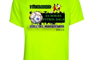 Camiseta Organización futbol sala