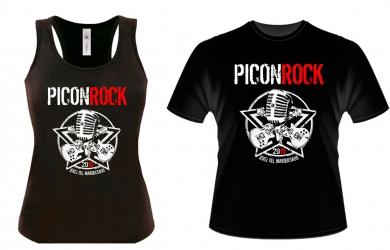Camiseta Piconrock 2015